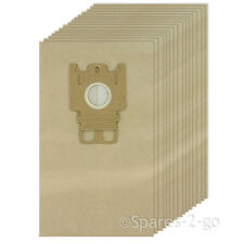 15 x Paper GN Type Hoover Bags For MIELE S8000 S8 Series Vacuum