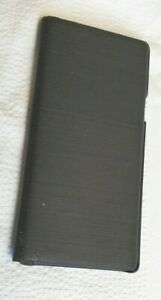 USED Official Samsung Galaxy Note 9 LED View Cover Folio Wallet Smart Case Black