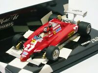 Ferrari 126C2 1982 G.Villeneuve 430820027 1/43 Minichamps