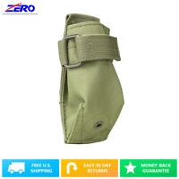 Green MOLLE PALS Multi-Purpose Tool Utility Tactical Flashlight Pouch Gear