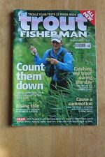 Trout Fisherman Magazine August 2003