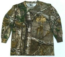 Field & Stream Youth Performance Long Sleeve Camo RealTree Xtra Shirt Size M