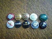 lot de 11 capsules differentes