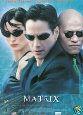 The Matrix Keanu Reeves movie poster print