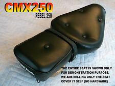 CMX250C 1996-07 CMX250 Replacement seat cover REBEL 250 Honda CMX 126