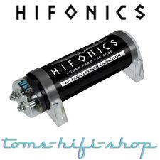 Hifonics Powercap Kondensator 1 Farad 1F Cap HFC1000 HFC-1000 Pufferelko KFZ 12V