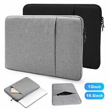 """13"""" 15.6"""" Laptop Sleeve Case Bag Handbag Waterproof Shockproof Durable Dustproof"""