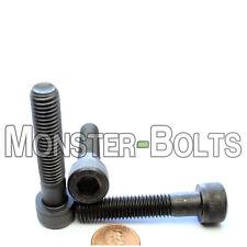 10mm x 1.50 x 50mm - Qty 5 - SOCKET HEAD Cap Screws Black Oxide Class 12.9 M10