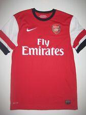 2012 2013 2014 Arsenal Shirt Nike Home Jersey Kit