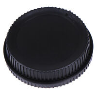 Rear Lens Cover + Camera Front Body Cap for Nikon Z7 Z6 replace BF-N1 LF-N1 B BR