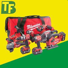 Milwaukee M18FPP6D2-503B Brushless Fuel 18v Li-ion 6 Piece Kit