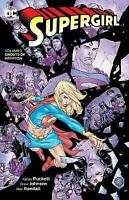 Supergirl TP Vol 3 Ghosts Of Krypton by Puckett, Kelley, NEW Book, FREE & FAST D