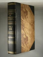 THE HISTORY OF REDWOOD COUNTY, MINNESOTA: VOL. I by Franklyn Curtiss-Wedge 1916