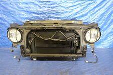 2016 Jeep Wrangler Rubicon 36l Jk Oem Complete Radiator Support Cooling 1123