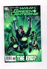 GREEN LANTERN (V3) #67 Limited 1 for 10 Variant cover by JG JONES! NM