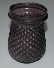 Vintage Victorian Christmas Tree Fairy Light/Lamp/Candle Holder, Purple/Amethyst