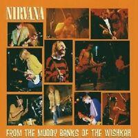 """NIRVANA """"FROM THE MUDDY BANKS OF WISHKAH"""" CD NEUWARE"""