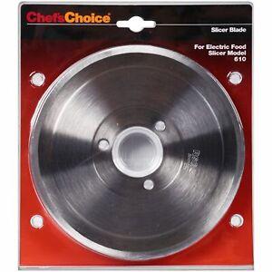 Chef's Choice Slicer Blade S610001 For Model 609,610,615 Food Slicer