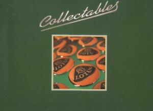The Lotus Book Colletables