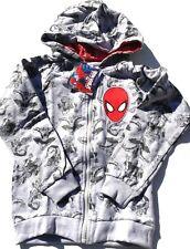 Boys Hoodies Kid's Logo Spiderman