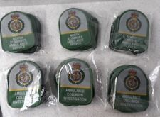 More details for 50x custom ambulance nhs first aid woven patches. patch badge badges.