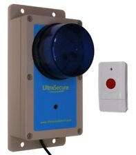 Wireless SS Panic Alarm for Shops & Small Business Premises