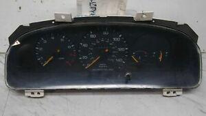 1996 1997 mazda 626 mx6 mx-6 v6 automatic speedometer cluster 84K 96 97 gauges