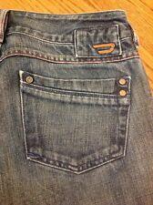 Diesel industry distressed women's denim jeans size 28 #12