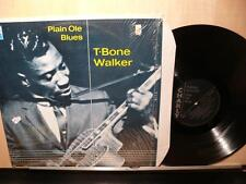 T Bone Walker: Plain Ole Blues (NM Charly CRB-1037 UK LP) Blues