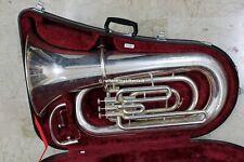 Yamaha tuba mib convertibile YEB201M Argentata  matricola 498751