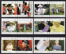 SOLOMON MNH 2005 SG1138-49 Queen Elizabeth II - A Royal Year
