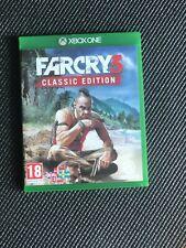 Far Cry 3 Classic Edition XBOX ONE, 2018, Ubisoft