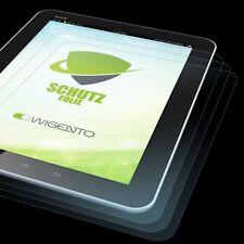 3x Película protectora de pantalla LCD para Huawei Tablet Media M5 8.4+
