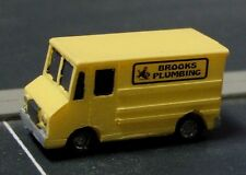 80's STEP VAN - Brooks Plumbing - Z-5050B - Z Scale kit -  - Made in the USA