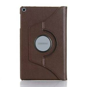 """For Samsung Galaxy Tab A 8.4"""" 2020 T307U Rotating Slim Leather Stand Case Cover"""