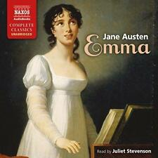 Jane Austen - Emma, The Watsons & Sanditon - mp3CD Audiobook - CD01