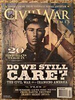 CIVIL WAR TIMES Magazine DEC 2019 Vol 58 #6 History DO WE STILL CARE? New
