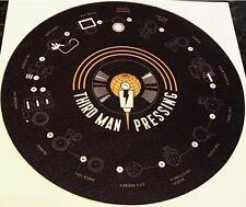 Third Man Pressing Slip Mat Exclusive Grand Opening RSD Slipmat Vault Jack White