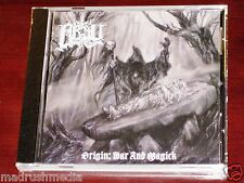 Absu : Origin - GUERRA Y Magick DOLMEN + Magus CD 2015 Dark Sinfonías 41 NEW