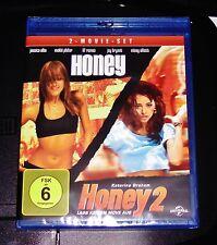 HONEY 1 & 2 Doppio Blu-ray più veloce spedizione NUOVO E CONFEZIONE ORIGINALE