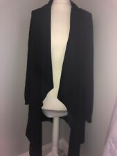 Ladies Florence And Fred Cardigan Black 20
