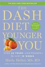 A DASH Diet Book: The DASH Diet Younger You Shed 20 Years--And Pounds-a1