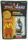 Star Wars Power Of The Force 1984 Kenner Barada Action Figure 92 Back 93750 NRFP