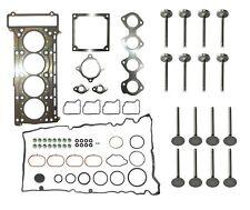 Camshaft HEAD valve SET Mercedes Benz C180 C200 C230 E200 Compressor M271 1.8 L