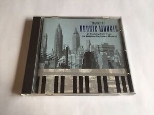 The Best Of Boogie Woogie CD