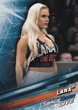 #56 Zelina Vega 2019 Topps WWE SmackDown Live Sammelkarte