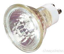 Satco S3515 20W MR16 Halogen GU10 Base 120V Cl FL 36 Beam No Harmful Rays Bulb