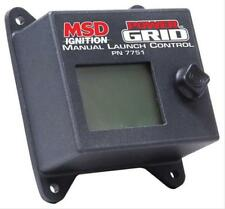 MSD 7751 Manual Launch Controller