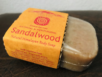 Sandalwood Natural Handcrafted Himalayan Soap- Soothing &Moisturizing