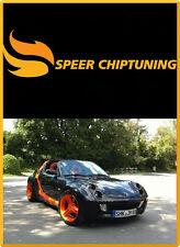 Echtes Chiptuning für alle Smart Roadster 61PS/82PS 452 OBD-Kennfeldoptimierung